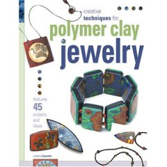 Polymer clay jewellry book