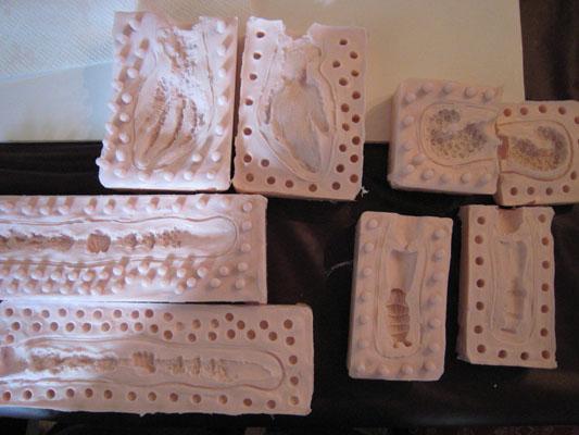 Mold box - step 1